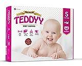 Teddyy Premium Baby Small Size Diaper (4...