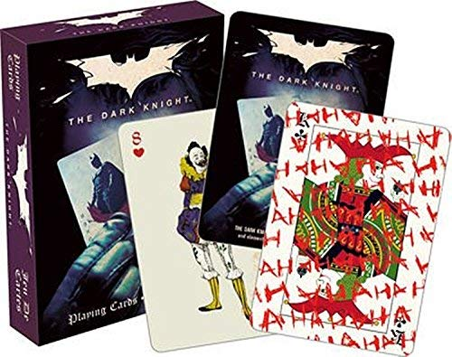 911b66be7ed4d Aquarius DC Comics - The Dark Knight Joker Cards