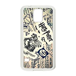 Coque Samsung Galaxy S5 - Harry Potter Quotes- Meilleure Coque De Protection TPU