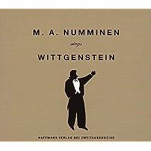 M.A. Numminen sings Wittgenstein