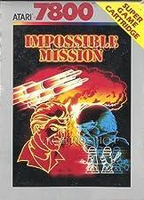 Impossible Mission - Atari 7800 Game by Atari 7800