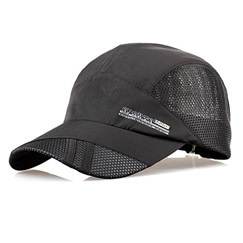 toogoor-fashion-mens-summer-outdoor-sport-baseball-hat-running-visor-cap-black