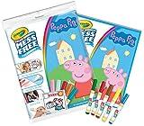 Crayola Peppa Pig Farbe Wunder Speziellpackung