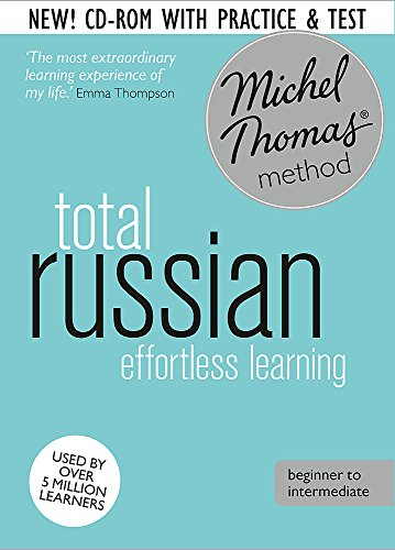 Total Russian Foundation Course: Learn Russian with the Michel Thomas Method (Hodder Education Publication)