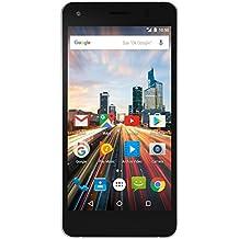 ARCHOS 503311 Smartphone 50f Helium (32GB, Quad-Core CPU, FingerPrint-Sensor, 12,7 cm (5 Zoll)) schwarz