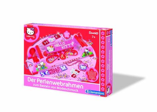 Imagen principal de Clementoni 69885.1 - Tejedora de perlas de Hello Kitty
