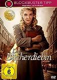 DVD Cover 'Die Bücherdiebin