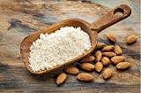 1kg Almond Flour / Ground Almonds 100% Natural Powder / Free Delivery / Gluten Free Baking / Low Carb / Primal and Paleo Diets (1kg)