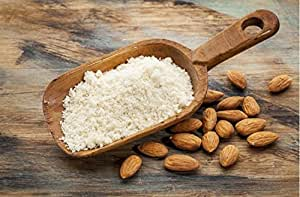 1kg Almond Flour/Ground Almonds 100% Natural Powder/Free Delivery/Gluten Free Baking/Low Carb/Primal and Paleo Diets (1kg)