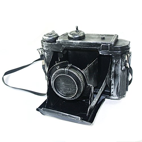 nava-vintage-decorative-matt-black-camera-props-metal-model-photographing-display