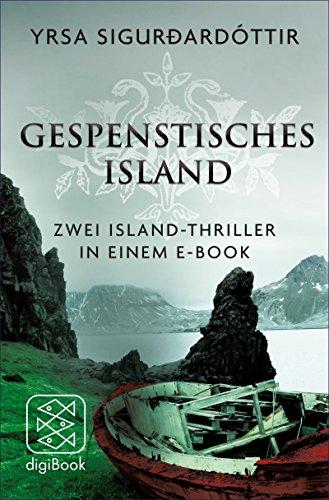 Gespenstisches Island: Zwei Island-Thriller in einem E-Book (nur als E-Book erhältlich)