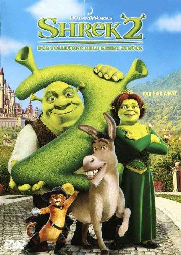 Shrek 2 - Der tollkühne Held kehrt zurück - Murphy Auge