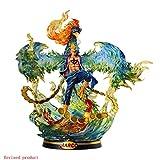 Yang baby Estatua De Juguete Onepiece, Retrato De Piratas Phoenix Bird...