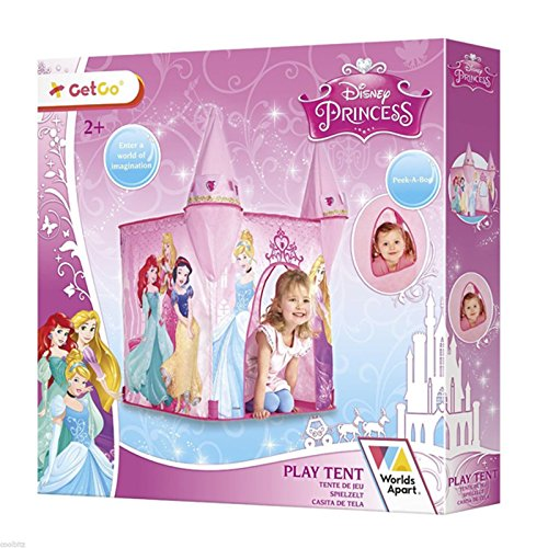 Disney Princess Pop Up Castle Tent