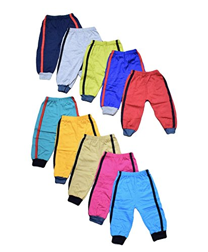 10 Colorful Warm Pipe-Design Pants Paj...