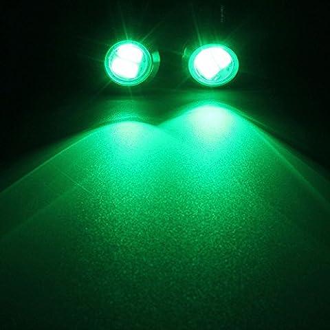 Ungfu Mall 18mm 563057302SMD LED Eagle Eye lampada reverse Backup lampada luce di marcia diurna - Parcheggio Lamp Assembly