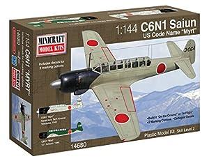 Minicraft - Juguete de aeromodelismo Escala 1:144 (MC14680)