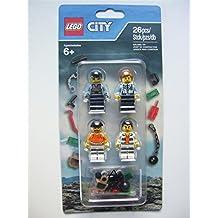Lego City Police Mini Figures - Blister