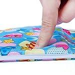 Baby Bath Support, Adjustable Non-Slip Baby Bath Seat Sling Comfortable Baby Bath Mesh Accessories