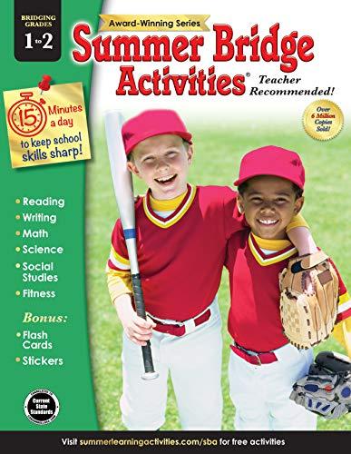 Summer Bridge Activities: Teacher Recommended! Bridging Grades 1 to 2