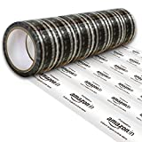 #10: STELLAR PACKAGING Amazon.in Branded Tape Transparent (Pack of 12)