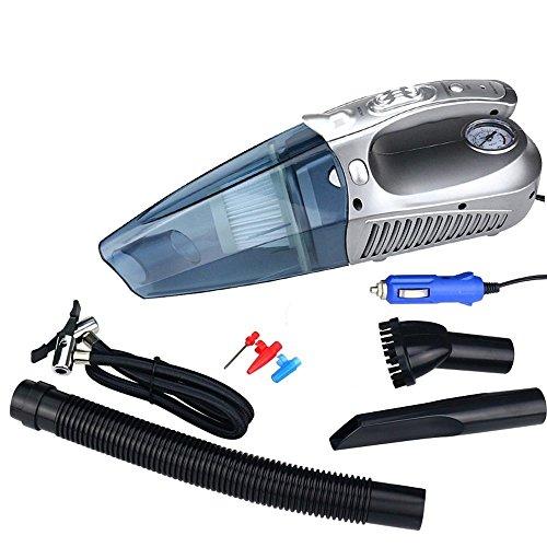 WINLINK 4-in-1 portatile auto dell'automobile Aspirapolvere 12V / 100W automobile