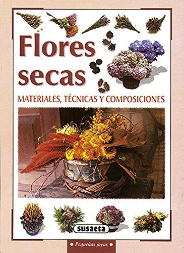 Flores secas (Pequeñas Joyas) por Equipo Susaeta