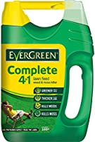 EverGreen 3.5 kg Complete 4-in-1 Lawn Care Spreader