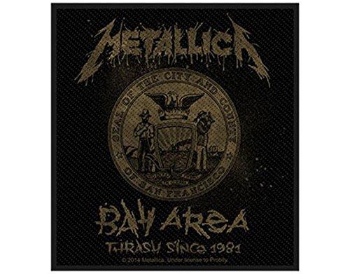 Metallica - Bay Area Thrashers - Toppa/Patch