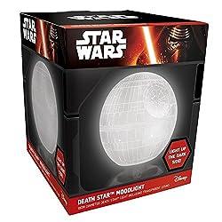 Elbenwald Star Wars Todesstern Tisch Lampe Mood Light Ø18cm