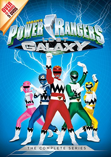 Produktbild Power Rangers: Lost Galaxy: The Complete Series