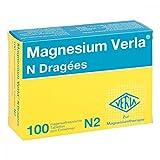 Magnesium Verla N, 100 St. Dragees