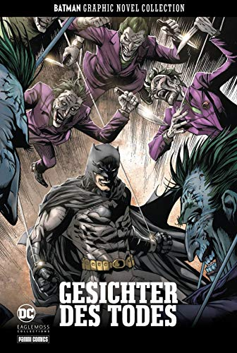 Batman Graphic Novel Collection: Bd. 4: Gesichter des Todes