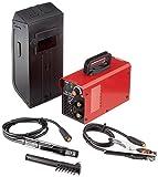 Matrix 170200115 Inverter-Schweißgerät, 3200 W, 230 V, Rot/Schwarz
