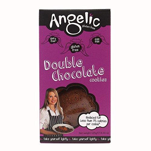 Angelic Gluten Free | Double Chocolate Cookies | 1 x 125g