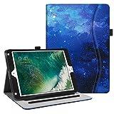 Fintie Hülle für iPad 9.7 Zoll 2018 2017 / iPad Air 2 / iPad Air - [Eckenschutz] Multi-Winkel...