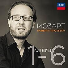 Mozart:Piano Sonatas 1-6 [Import Allemand]