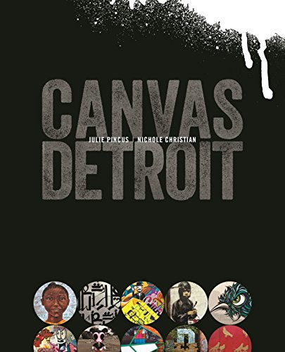 Canvas Detroit (Painted Turtle) (English Edition)