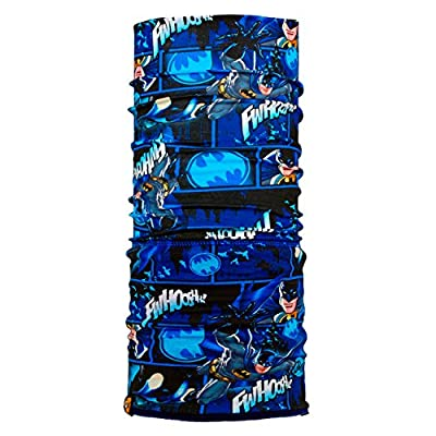 BUFF Headwear Kids Polar Batman Cape-Navy Multifunktionstuch Schlauchtuch