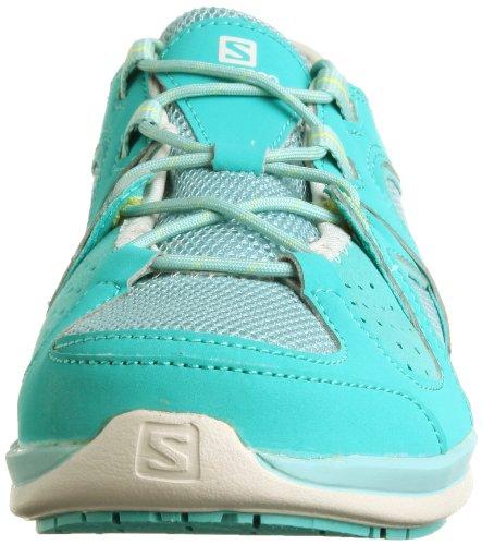 Salomon, Sneaker donna Blu (blur blue/moorea blue/lig)