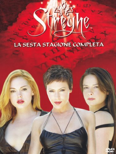 Streghe Stagione 06 [6 DVDs] [IT Import] (Dvd Smash Tv-serie)