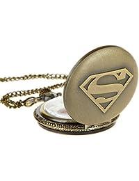Relojes de Bolsillo, Surwin Pocket Watch Superman