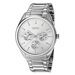 Damenuhren silber 2017  ≡ 41% Rabatt Damenuhren Esprit Silber - Amazon und eBay ...