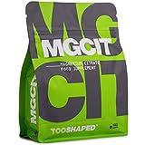 MAGNESIO CITRATO - capsule di magnesio ad alto dosaggio - 670 mg di citrato con 301.5 mg di magnesio puro - 180 capsule integratori alimentari da TOOSHAPED