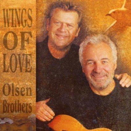 Wings of love by Olsen Brothers (Brdr. Olsen)