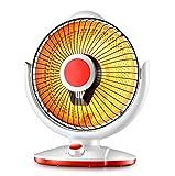 STEAM PANDA Riscaldatore alogeno Riscaldatore elettrico da 600w / 1200w Piccolo Sole, Riscaldatori domestici