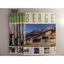 Berge - Das internationale Magazin der Bergwelt : kompletter Jahrgang 2007 [6 Hefte].