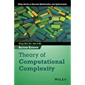 Theory of Computational Complexity (Wiley Series in Discrete Mathematics and Optimization)