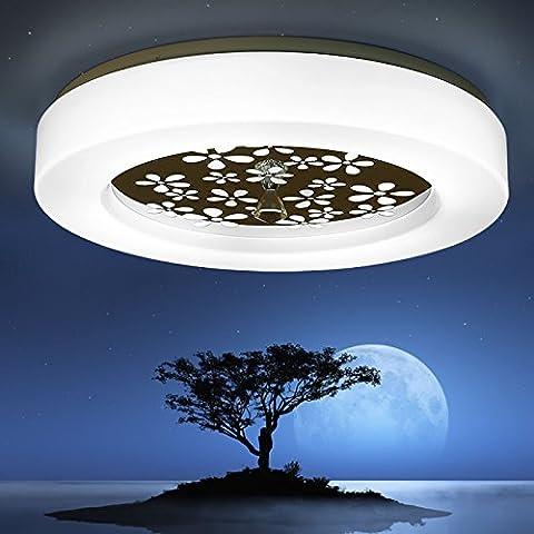 FEI&S lampada luce di ragazzi e ragazze camera da letto occhio lampada LED di illuminazione ambiente caldo e creativo di diametro luce #5D,con il migliore servizio