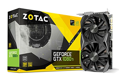 ZOTAC GeForce GTX 1080Ti Mini 11GB GDDR5X